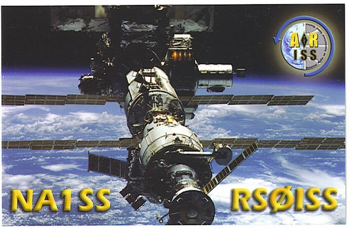 ISS et TV amateur ISS-ARISS