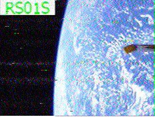 ISS : expédition 28 Arissat-sstv