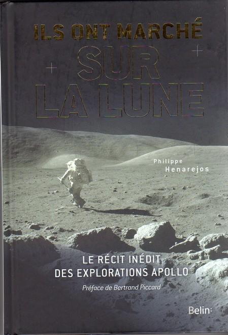 [Livre] Ils ont marché sur la lune Lune