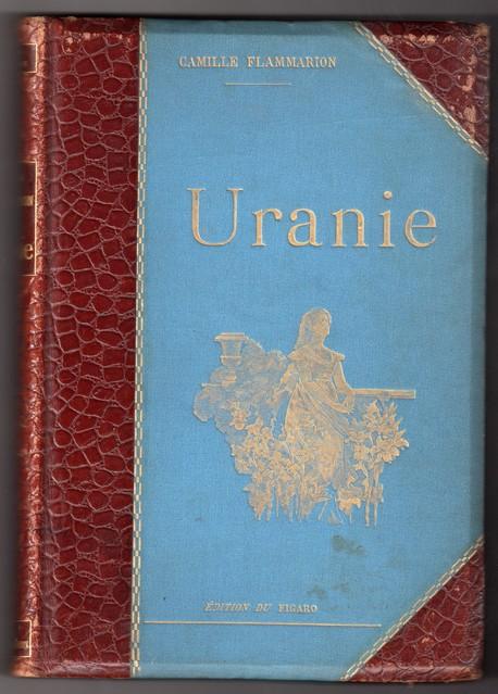 Littérature de science-fiction, passée et actuelle - Page 2 Uranie-flammarion070